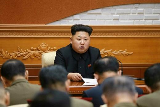 '북한 미사일' 김정은 국방위원회 제1위원장. /사진=뉴스1