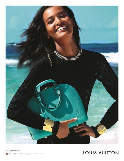 작년 아프리카 이어 이번엔 카리브해…루이 비통, '여행의 정취' 캠페인