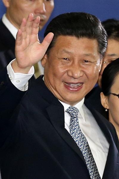 '시진핑 보쉰' 시진핑 국가주석. /사진=뉴스1