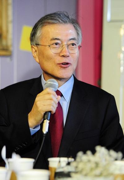 '천정배 탈당' 새정치민주연합 문재인 대표. /사진=뉴스1