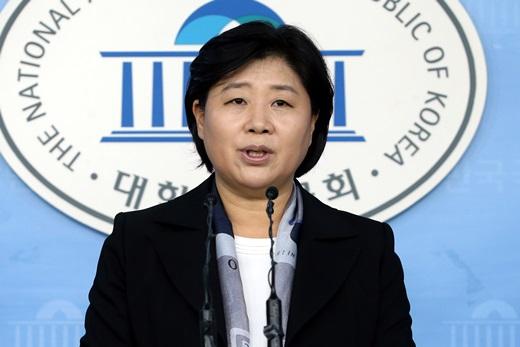 '미국 사드 미사일' 서영교 새정치민주연합 의원. /사진=뉴스1