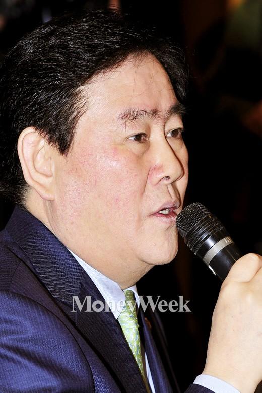 [MW사진] 최경환 경제부총리, '구조개혁 추진방안에 대해'