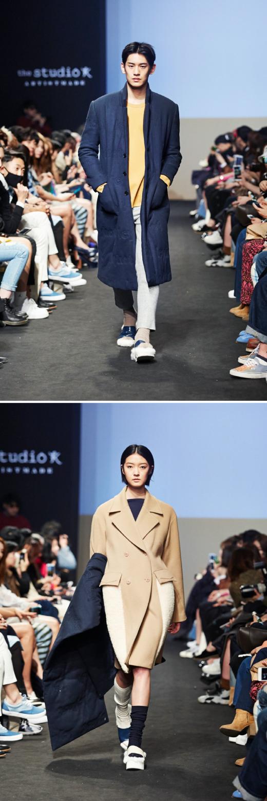 """'2015F/W서울패션위크' 더스튜디오케이 """"맛있는 옷이란 이런 것"""""""