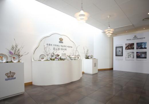 [전시] 한국로얄코펜하겐, 창립240주년 기념 <플로라 다니카>展