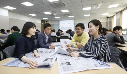 동원그룹, 하루 종이 신문 한 끼로 정보 편식 막는다