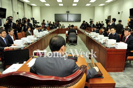 [MW사진] 공무원연금 특위 재개