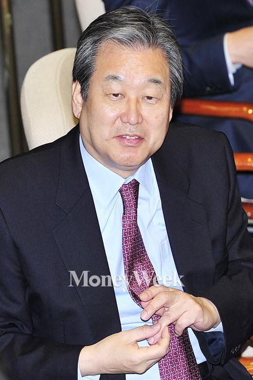 '공무원연금 개혁' 김무성 새누리당 대표. /사진=임한별 기자