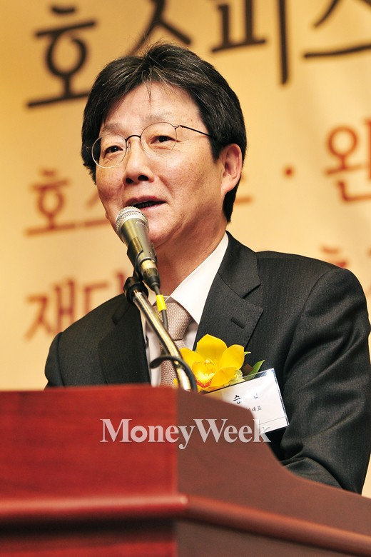 '유승민 연설' '유승민 노무현' 유승민 새누리당 원내대표. /사진=임한별 기자
