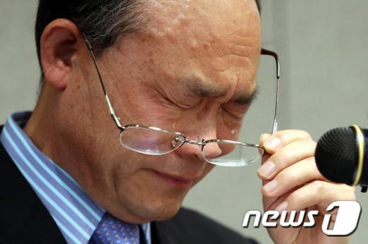 '경남기업 성완종' /사진=뉴스1 DB