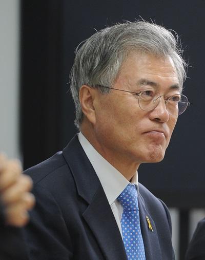 '성완종 리스트' 문재인 새정치민주연합 대표. /사진=뉴스1