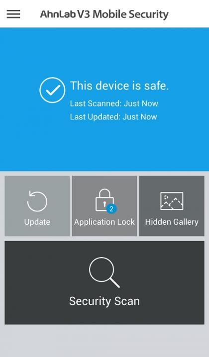 안랩, 안드로이드 스마트폰 원스톱 보안솔루션 V3 글로벌 출시