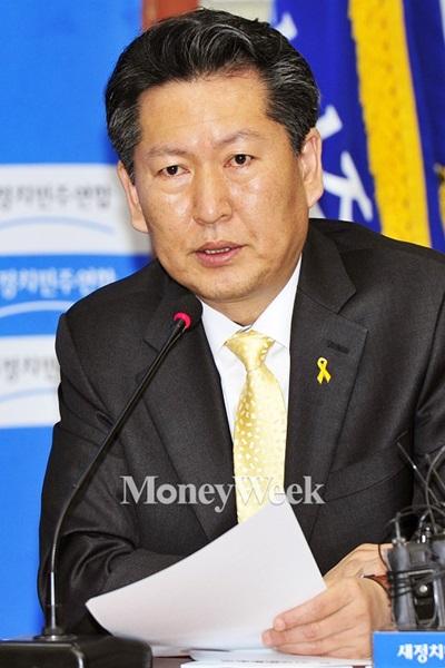 '정청래 이완구' 정청래 새정치민주연합 최고위원. /사진=임한별 기자