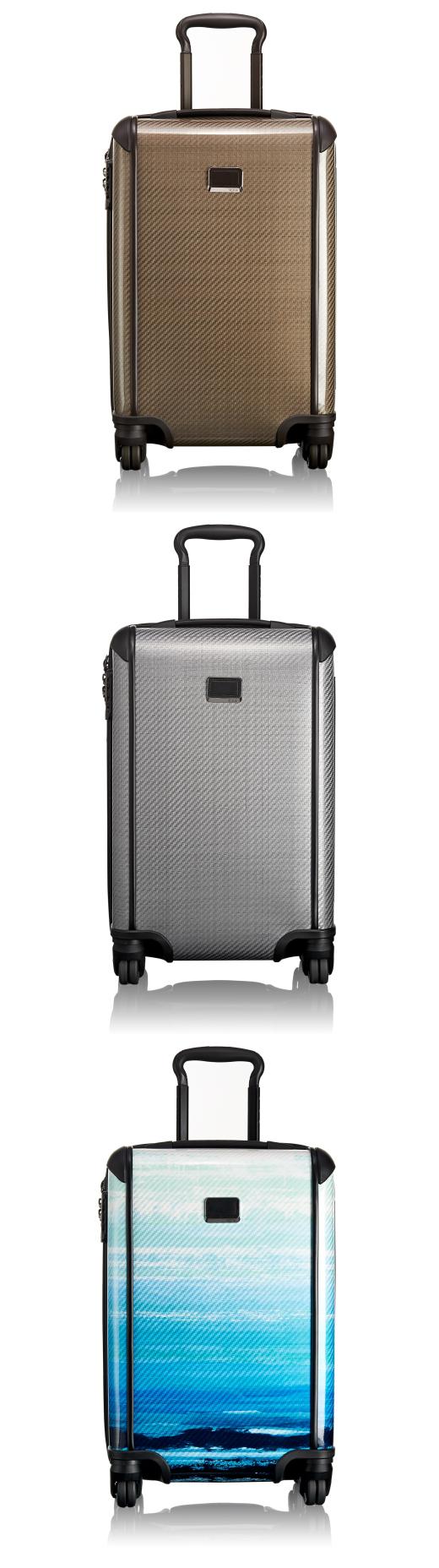 """""""여행용 가방에 꽃이 피었네""""…투미, '테그라라이트 컬렉션'"""