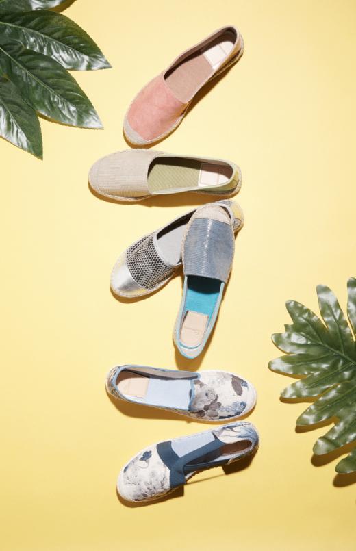 나들이 많은 봄…편한 신발 트렌디하게