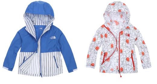 ▲(왼쪽부터)'노벨티 컴팩트 재킷',  '트롤 재킷'