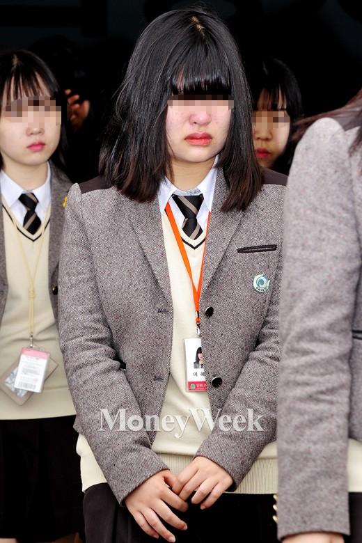[MW사진] 세월호 1주기 추모, 누가 이 아이들을 울렸을까