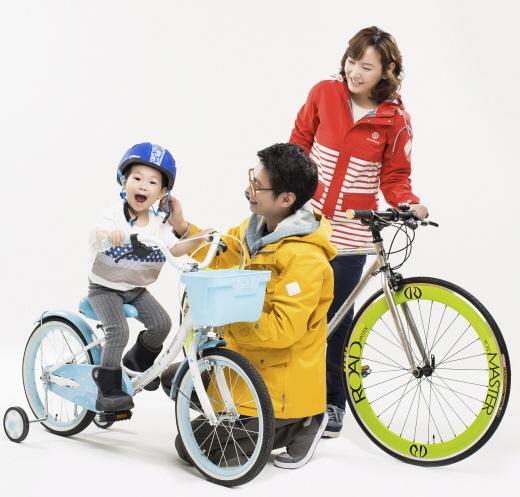 """어린이날 선물로 자전거 생각한다면?…""""보호장구 필수"""""""