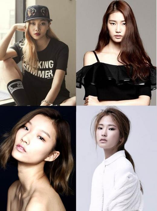 도수코 4인방 '여연희·현지은·김혜아·황현주' YG케이플러스와 전속 계약