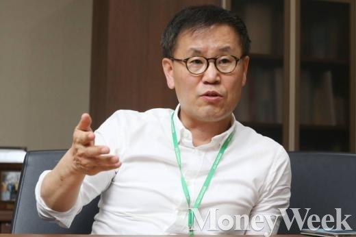 김재수 내츄럴엔도텍 대표 /사진=머니투데이 이기범 기자