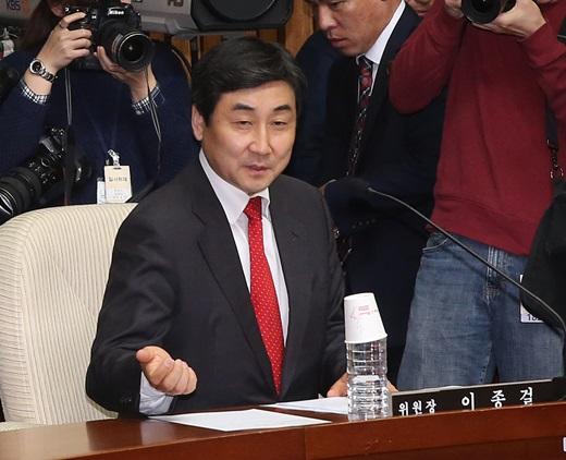 이종걸 새정치민주연합 원내대표. /사진=뉴스1