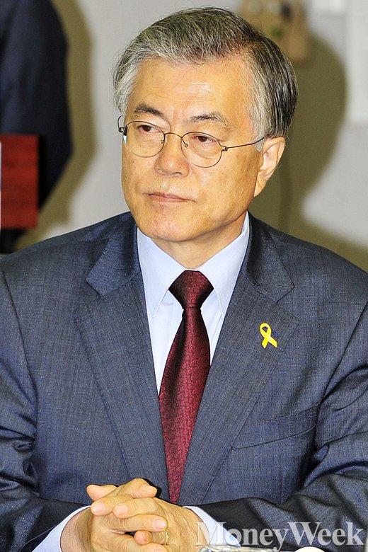 '정청래 발언' 새정치민주연합 문재인 대표. /사진=임한별 기자