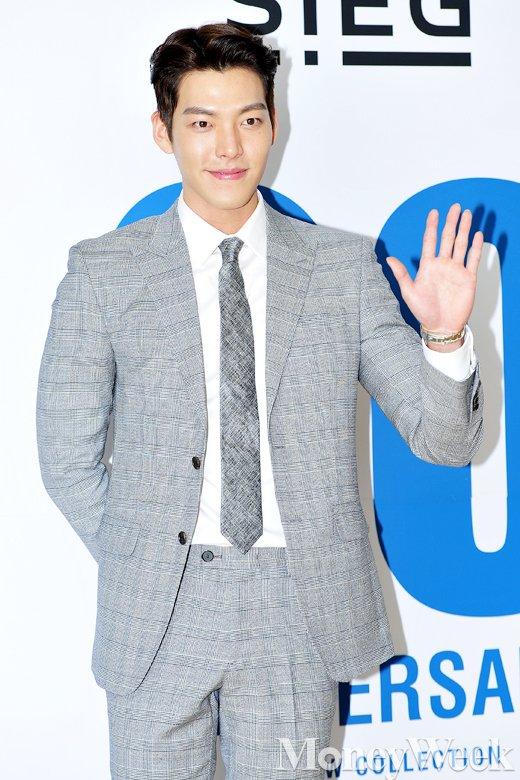 [MW사진] 김우빈, '훈남 미소 대방출'