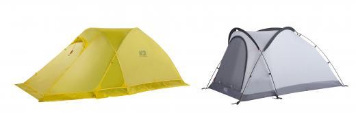 K2, 초경량·초간편 백패킹 텐트 '비-글라이더듀오' 출시