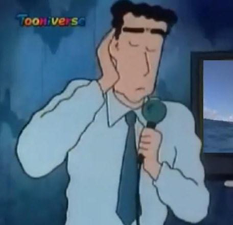 '오세홍' /사진=투니버스 '짱구는 못 말려' 캡처