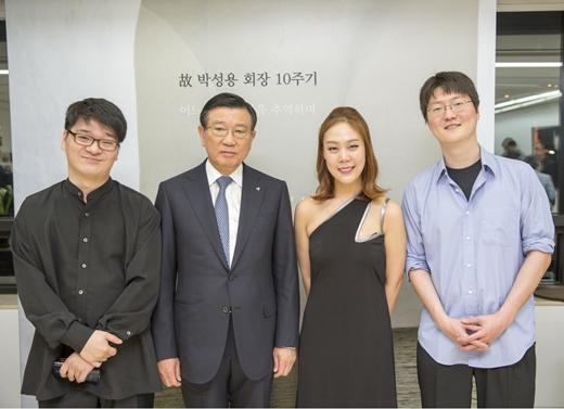 고 박성용 명예회장 10주기… 금호아시아나, 추모음악회 열어