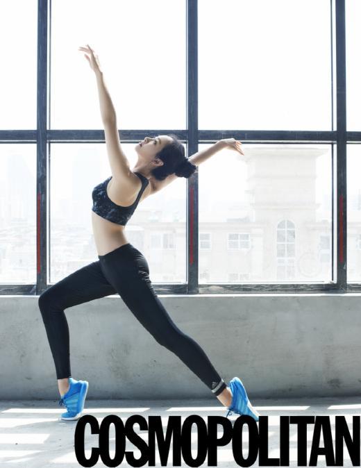f(x) 빅토리아, 군살없는 몸매 공개…'일상 속 몸매 관리 비법은?'