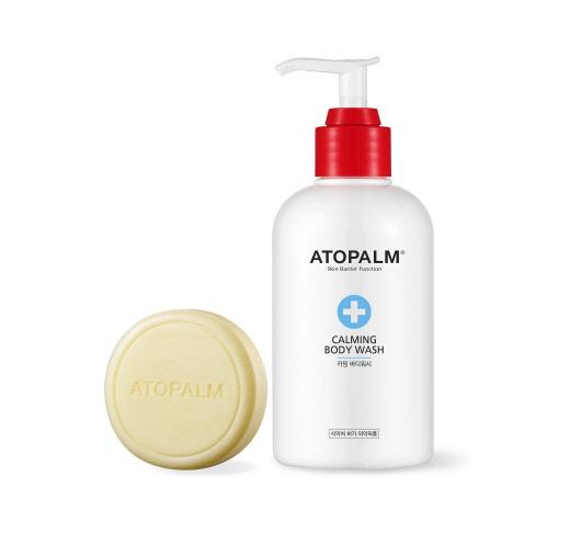 네오팜 아토팜, 민감 피부를 위한 식약처 허가 의약외품 '고보습 클렌져 2종' 선보여