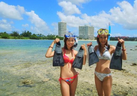 """괌 온워드 비치 리조트 """"여름휴가에서 누리고 싶은 모든 옵션 두루 갖췄다"""""""