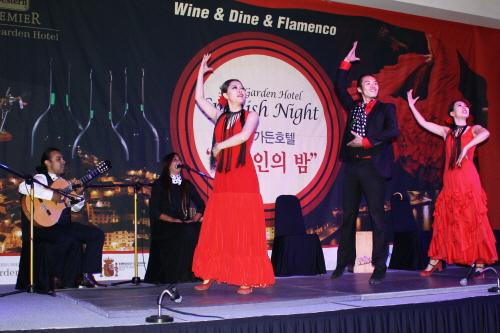서울가든호텔, '스페인의 밤' 파티 성료