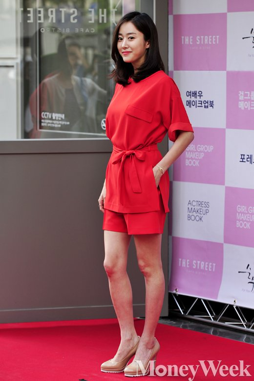 [MW사진] 전혜빈, '정열의 패션'
