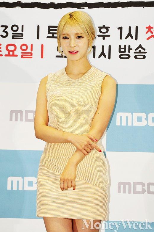 [MW사진] AOA 초아, 베이글 이미지와 상반된 별명 '초아줌마'