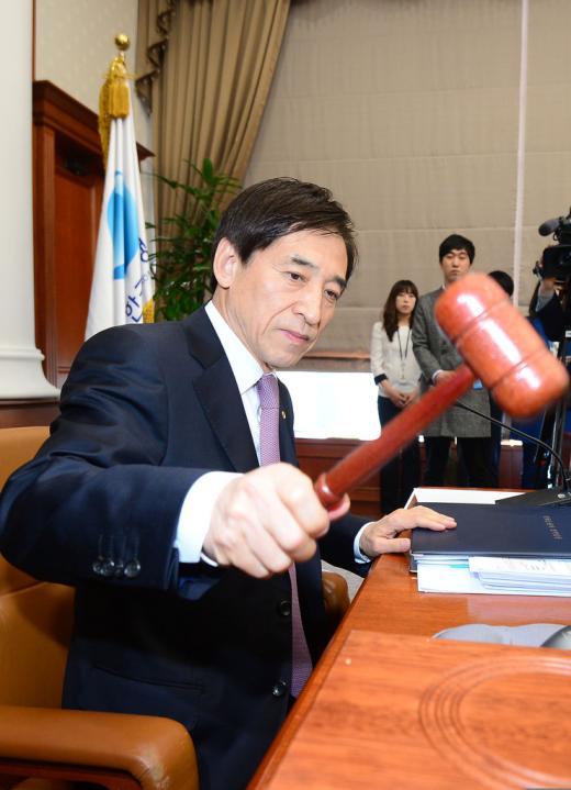 이주열 한국은행 총재.