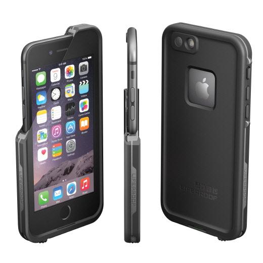 방수팩이 미덥지 않다면…라이프프루프, 아이폰6·6 플러스 방수 케이스 3종 출시