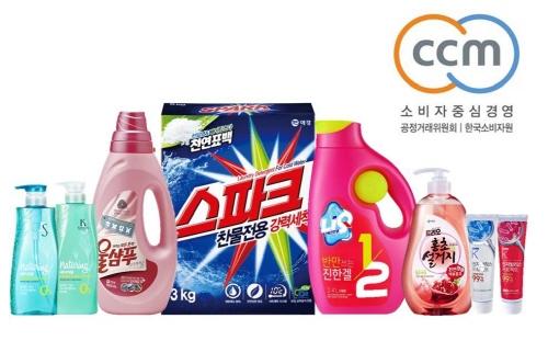 애경, '소비자중심경영' 인증 받았다
