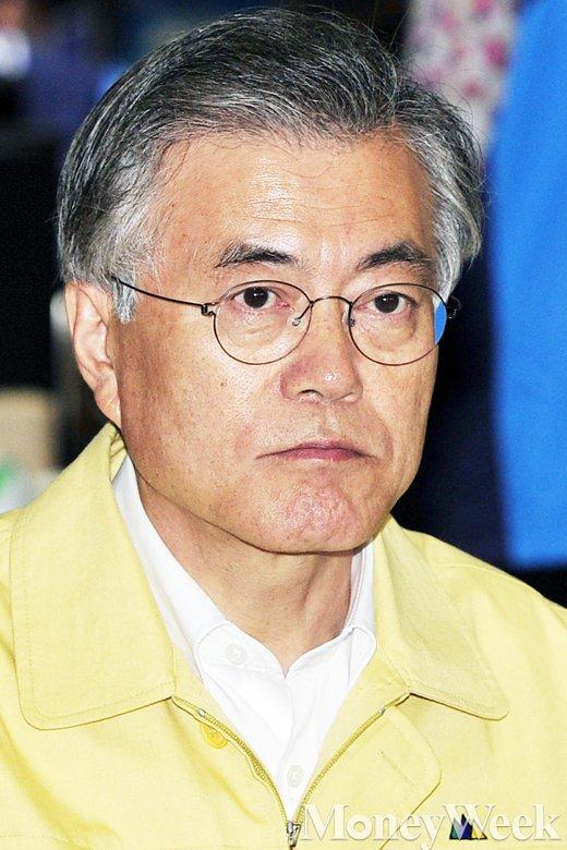 '김한길 성완종' 새정치민주연합 문재인 대표. /사진=임한별 기자