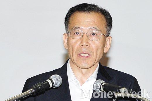 [MW사진] 안중현 서울보훈청장, 6.25 기념사