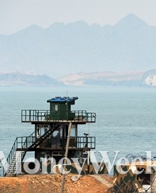 '북한 단속정 서해 NLL 침범' /자료사진=뉴스1
