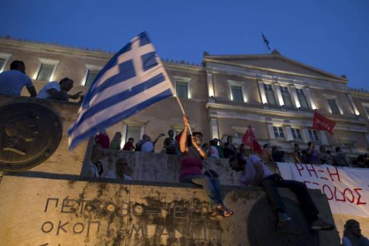그리스 국민투표. /사진제공=뉴스1