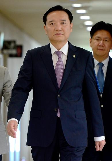 '김현웅 법무부장관 후보자' /사진=뉴스1