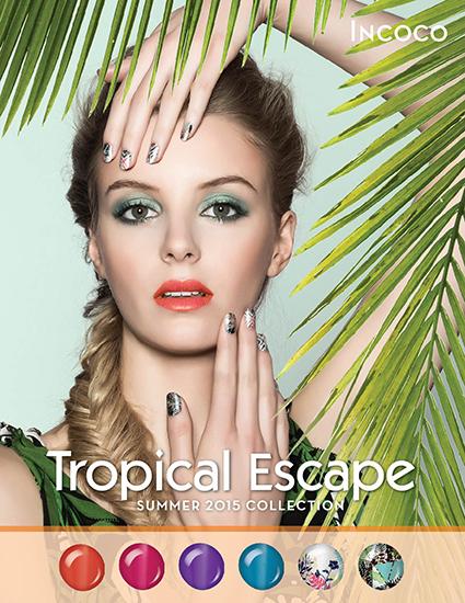 인코코, '트로피칼 컬렉션' 출시…열대 휴양지의 정취 표현