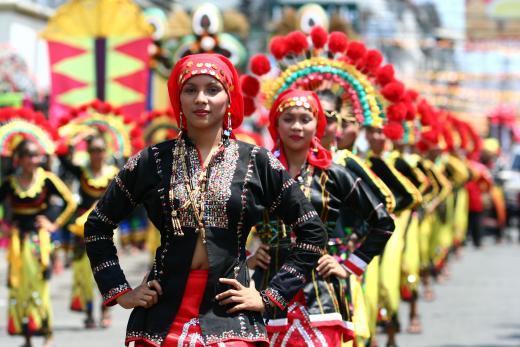 필리핀 민다나오섬, '카다야완 사 다보 페스티벌' 개최