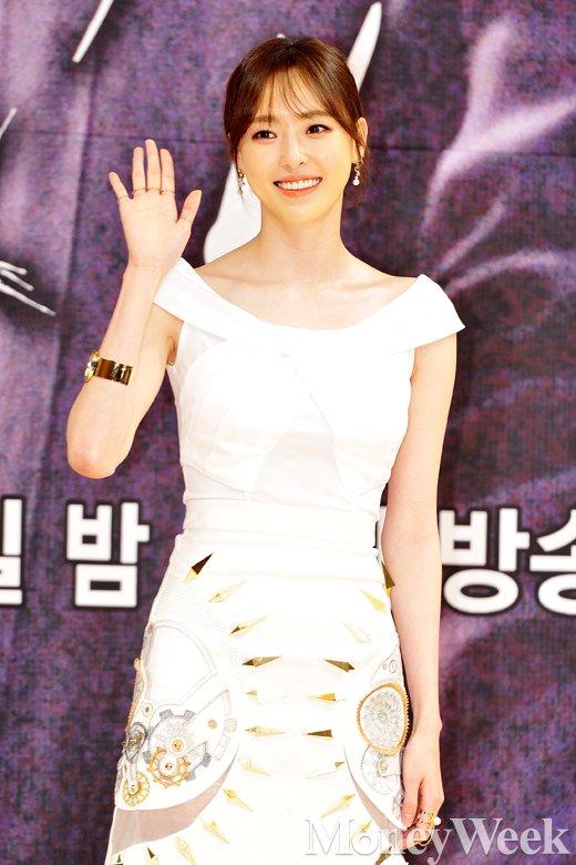 [MW사진] '미세스캅' 이다희, 미소가 아름다운 그녀