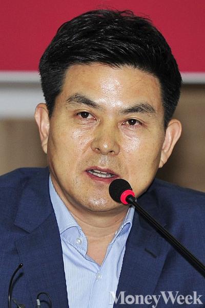 김태호 새누리당 최고위원. /사진=임한별 기자