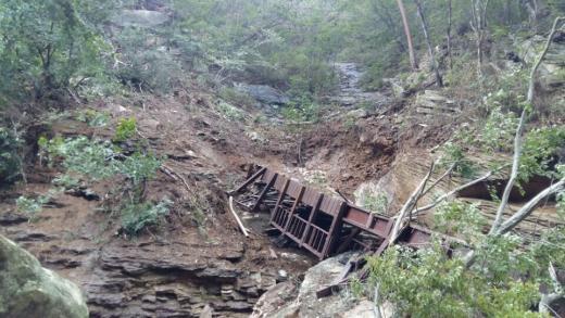 '설악산 사고' /사진=설악산국립공원사무소