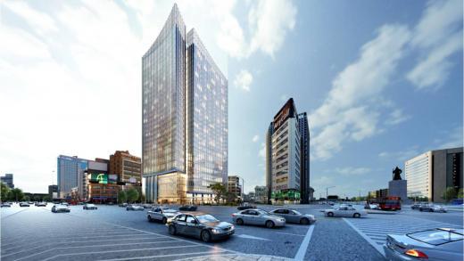 포시즌스 호텔 서울, 호텔 내부 공개…총 317객실, 올 가을 오픈 예정
