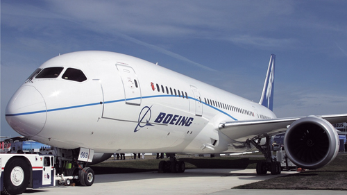 Boeing 787 Dreamliner. /사진제공=보잉